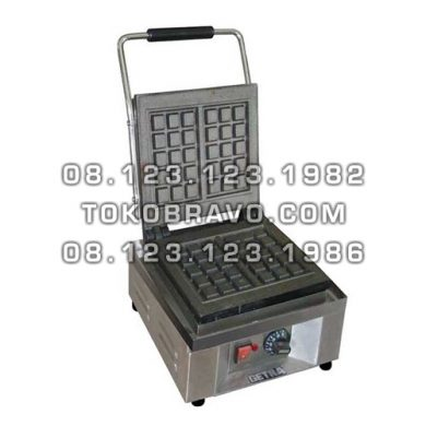Square Waffle Baker WB-22 Getra