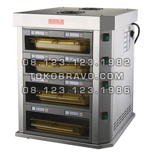 Food Display Warmer WHS-520-4 Getra