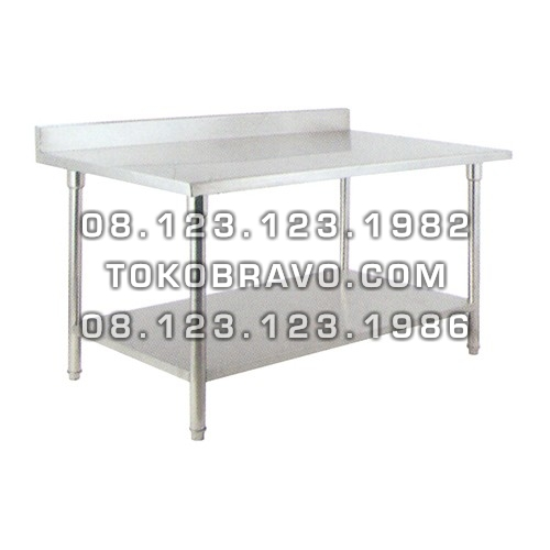 Stainless Steel Working Table WK-180BS Getra