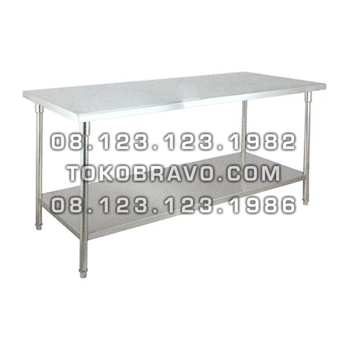 Stainless Steel Working Table WK-180 Getra