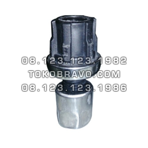 Stainless Steel Round Adjustable Feet Y-38 Getra