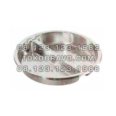 Round Divided Food Pan for YH-721D/LD YH-721-FPD Getra