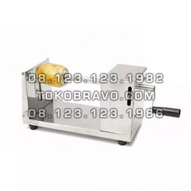 Stainless Steel Manual Tornado Potato Slicer ZY-PT100 Getra
